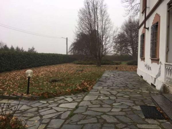 Villa in vendita a Alessandria, Con giardino, 160 mq - Foto 8