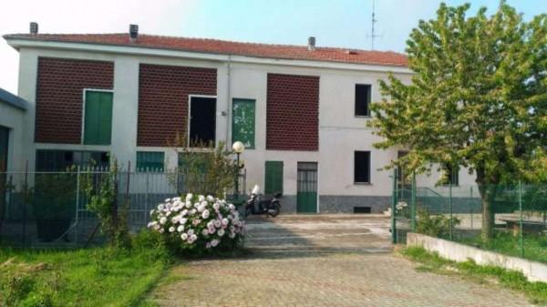 Rustico/Casale in vendita a Alessandria, San Michele, Con giardino, 300 mq
