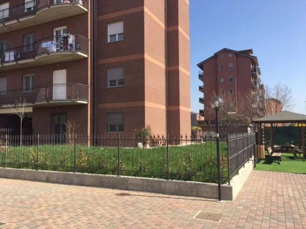 Appartamento in vendita a Alessandria, Cristo, Con giardino, 110 mq - Foto 2