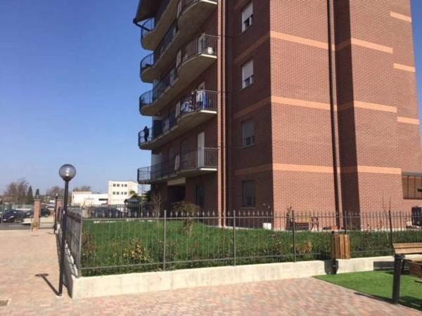 Appartamento in vendita a Alessandria, Cristo, Con giardino, 110 mq - Foto 16