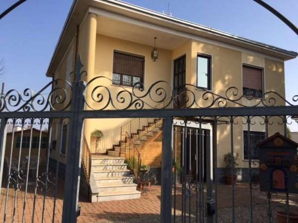 Villa in vendita a Alessandria, Spinetta Marengo, Con giardino, 180 mq