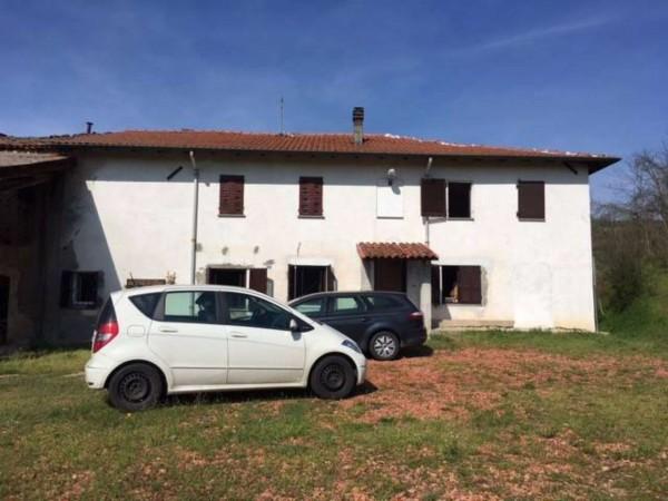 Casa indipendente in vendita a Alessandria, Valle San Bartolomeo, Con giardino, 240 mq - Foto 1
