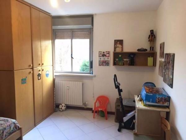 Appartamento in vendita a Alessandria, Galimberti, Con giardino, 125 mq - Foto 5