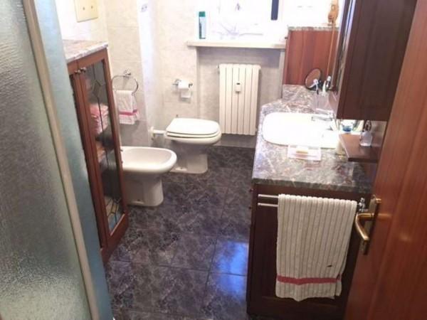 Appartamento in vendita a Alessandria, Galimberti, Con giardino, 125 mq - Foto 16