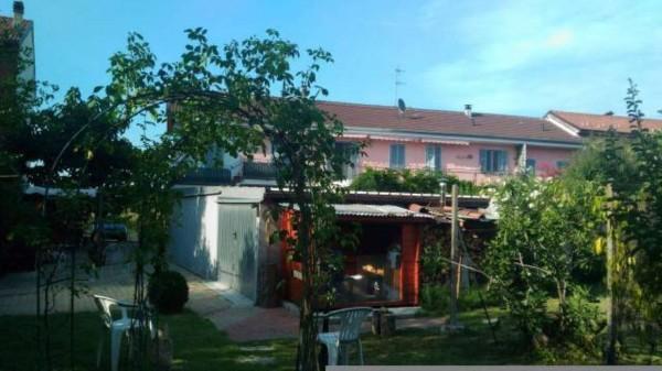 Villetta a schiera in vendita a Alessandria, Con giardino, 130 mq - Foto 20