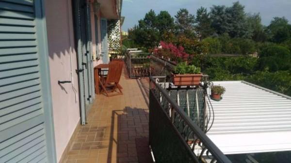 Villetta a schiera in vendita a Alessandria, Con giardino, 130 mq - Foto 4