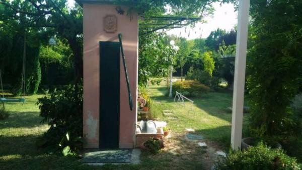 Villetta a schiera in vendita a Alessandria, Con giardino, 130 mq - Foto 14