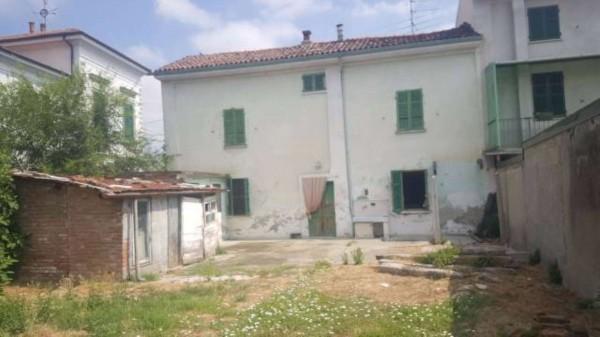 Villetta a schiera in vendita a Castellazzo Bormida, Con giardino, 90 mq