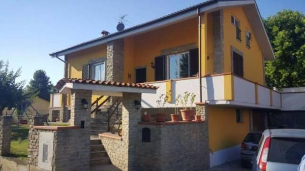 Villa in vendita a Alessandria, Cantalupo, Con giardino, 200 mq