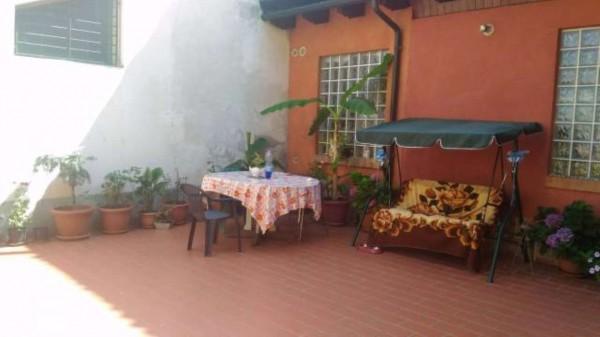 Villetta a schiera in vendita a Alessandria, Cantalupo, Con giardino, 160 mq - Foto 14