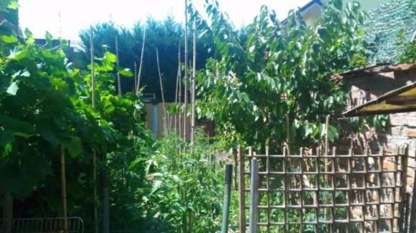 Villetta a schiera in vendita a Alessandria, Cantalupo, Con giardino, 160 mq - Foto 12