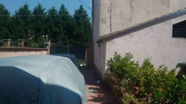 Villetta a schiera in vendita a Alessandria, Cantalupo, Con giardino, 160 mq - Foto 13