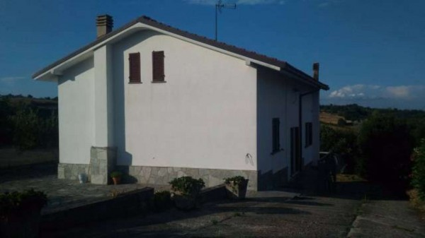 Villa in vendita a Alessandria, Valle San Bartolomeo, Con giardino, 160 mq