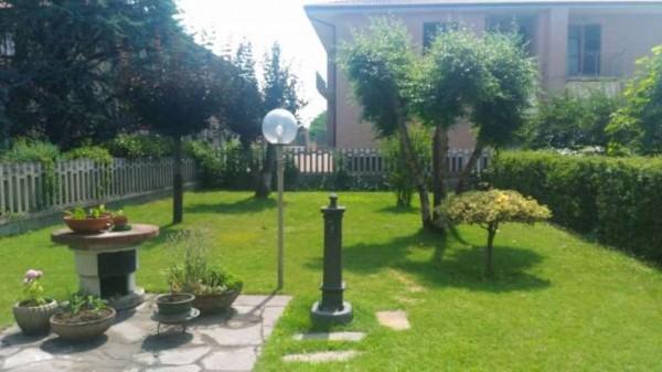 Villetta a schiera in vendita a Alessandria, Spinetta Marengo, Con giardino, 150 mq - Foto 11