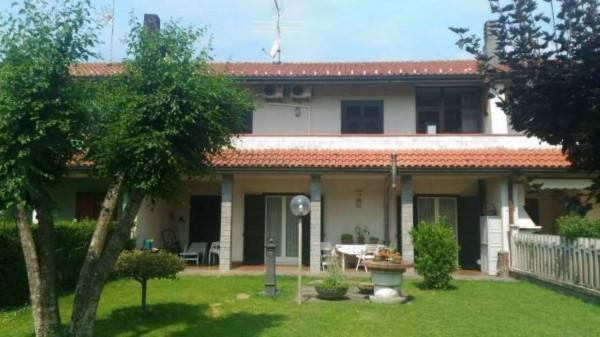 Villetta a schiera in vendita a Alessandria, Spinetta Marengo, Con giardino, 150 mq - Foto 1
