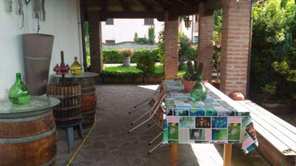 Villa in vendita a Alessandria, Motorizzazione, Con giardino, 300 mq - Foto 17