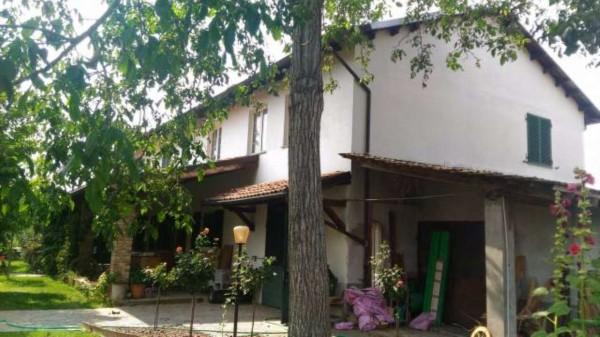 Villa in vendita a Alessandria, Motorizzazione, Con giardino, 300 mq - Foto 1