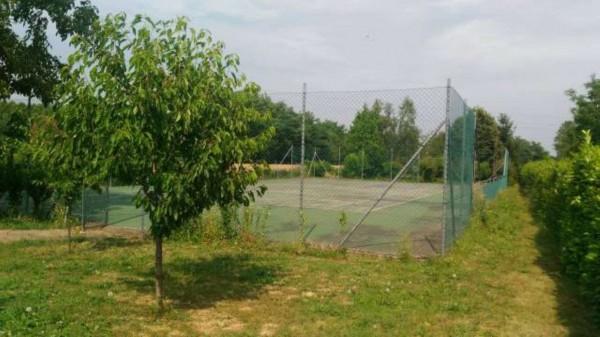Villa in vendita a Alessandria, Motorizzazione, Con giardino, 300 mq - Foto 12
