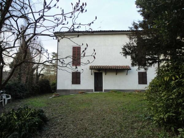 Casa indipendente in vendita a Alessandria, Valmadonna, Con giardino, 85 mq
