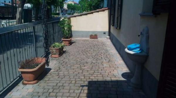 Villetta a schiera in vendita a Frugarolo, Con giardino, 150 mq - Foto 14