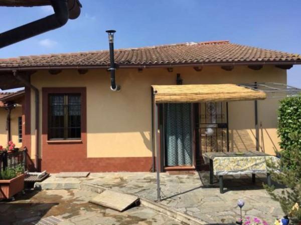 Villa in vendita a Alessandria, Spinetta Marengo, Con giardino, 250 mq - Foto 1