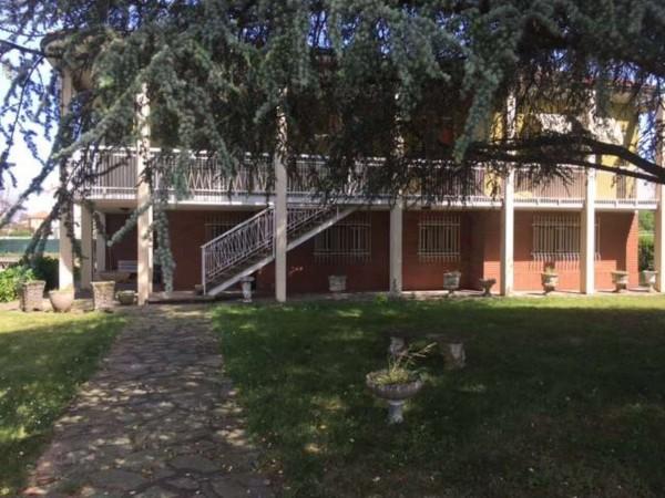 Villa in vendita a Alessandria, Litta Parodi, Con giardino, 280 mq - Foto 10