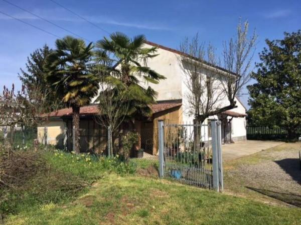 Villa in vendita a Alessandria, San Michele, Con giardino, 130 mq - Foto 5