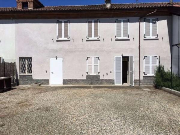 Villa in vendita a Alessandria, Valle San Bartolomeo, Con giardino, 140 mq