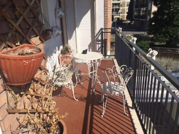 Appartamento in vendita a Alessandria, Galimberti, Con giardino, 130 mq - Foto 3