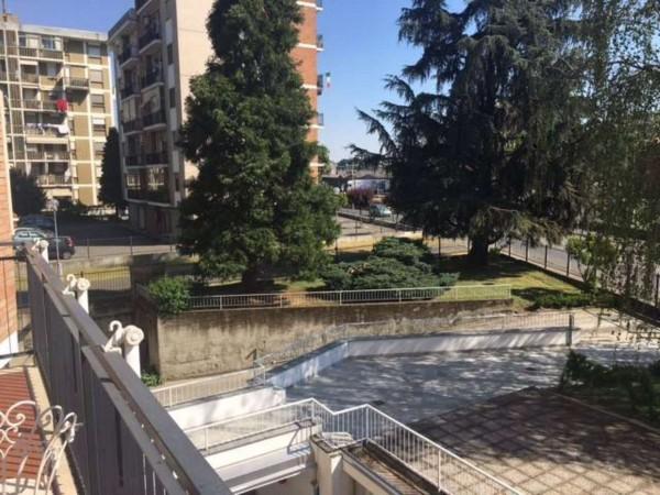 Appartamento in vendita a Alessandria, Galimberti, Con giardino, 130 mq - Foto 14