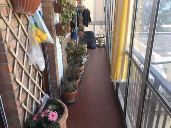 Appartamento in vendita a Alessandria, Galimberti, Con giardino, 130 mq - Foto 18
