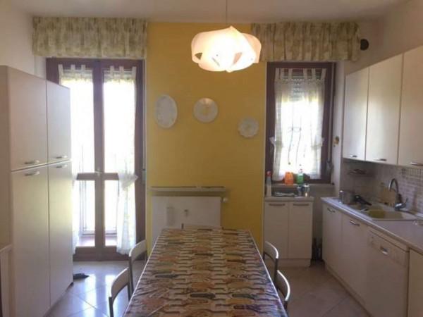 Appartamento in vendita a Alessandria, Galimberti, Con giardino, 130 mq - Foto 8