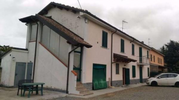 Villa in vendita a Alessandria, Spinetta Marengo, Con giardino, 200 mq - Foto 1