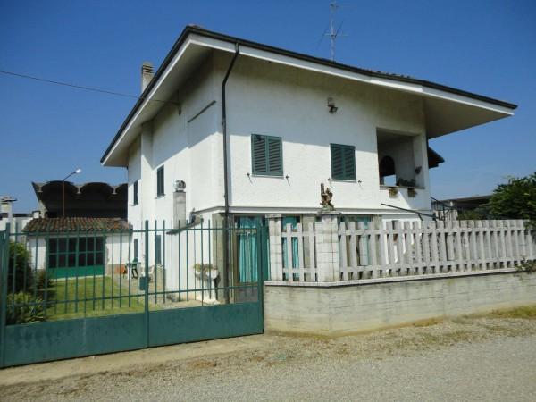 Villa in vendita a Alessandria, Castelceriolo, Con giardino, 180 mq - Foto 6