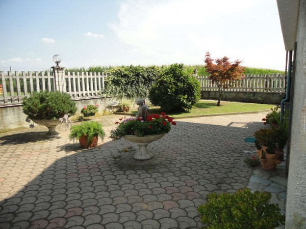 Villa in vendita a Alessandria, Castelceriolo, Con giardino, 180 mq - Foto 4