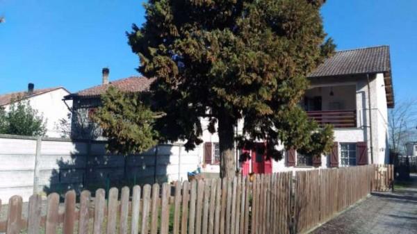 Villa in vendita a Alessandria, Lobbi, Con giardino, 180 mq - Foto 2