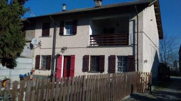 Villa in vendita a Alessandria, Lobbi, Con giardino, 180 mq
