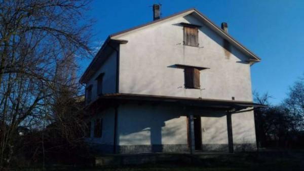 Villa in vendita a Alessandria, San Giuliano Nuovo, Con giardino, 400 mq - Foto 1