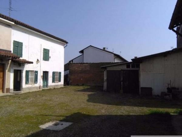 Rustico/Casale in vendita a Alessandria, Spinetta Marengo, Con giardino, 80 mq