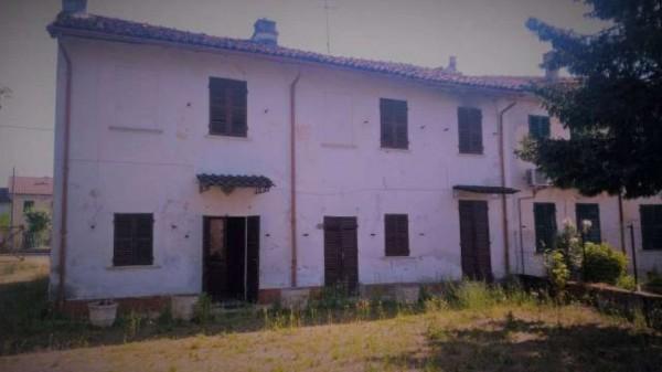Villetta a schiera in vendita a Alessandria, Spinetta Marengo, Con giardino, 130 mq