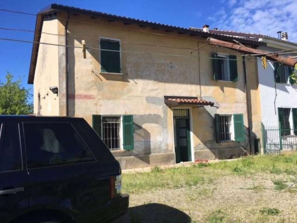 Rustico/Casale in vendita a Alessandria, San Giuliano Vecchio, Con giardino, 100 mq