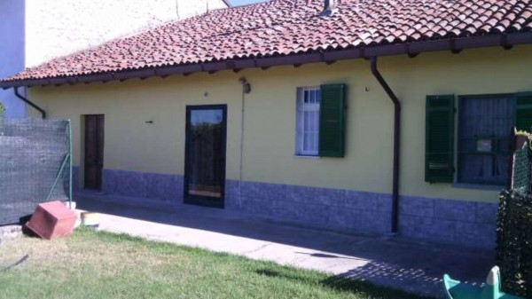Villetta a schiera in vendita a Alessandria, San Giuliano Vecchio, Con giardino, 90 mq - Foto 3