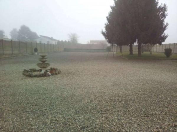 Villa in vendita a Alessandria, Mandrogne, Con giardino, 200 mq - Foto 1