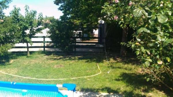 Villa in vendita a Alessandria, Mandrogne, Con giardino, 130 mq - Foto 12