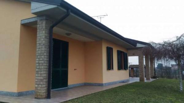 Villa in vendita a Alessandria, Litta Parodi, Con giardino, 140 mq - Foto 1