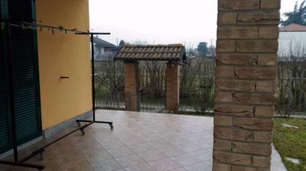Villa in vendita a Alessandria, Litta Parodi, Con giardino, 140 mq - Foto 12