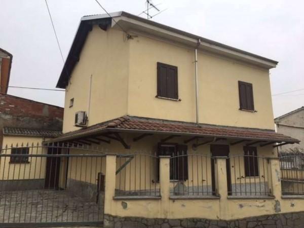 Villa in vendita a Alessandria, Litta Parodi, Con giardino, 120 mq