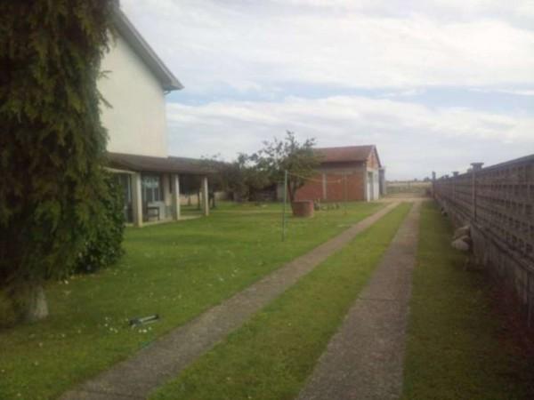 Villa in vendita a Alessandria, San Giuliano Nuovo, Con giardino, 200 mq - Foto 4