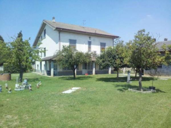 Villa in vendita a Alessandria, San Giuliano Nuovo, Con giardino, 200 mq - Foto 1