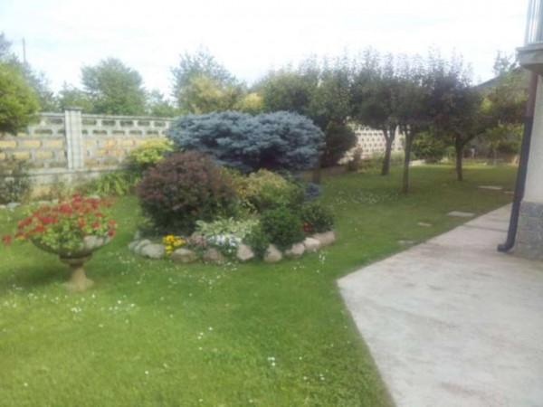 Villa in vendita a Alessandria, San Giuliano Nuovo, Con giardino, 200 mq - Foto 9